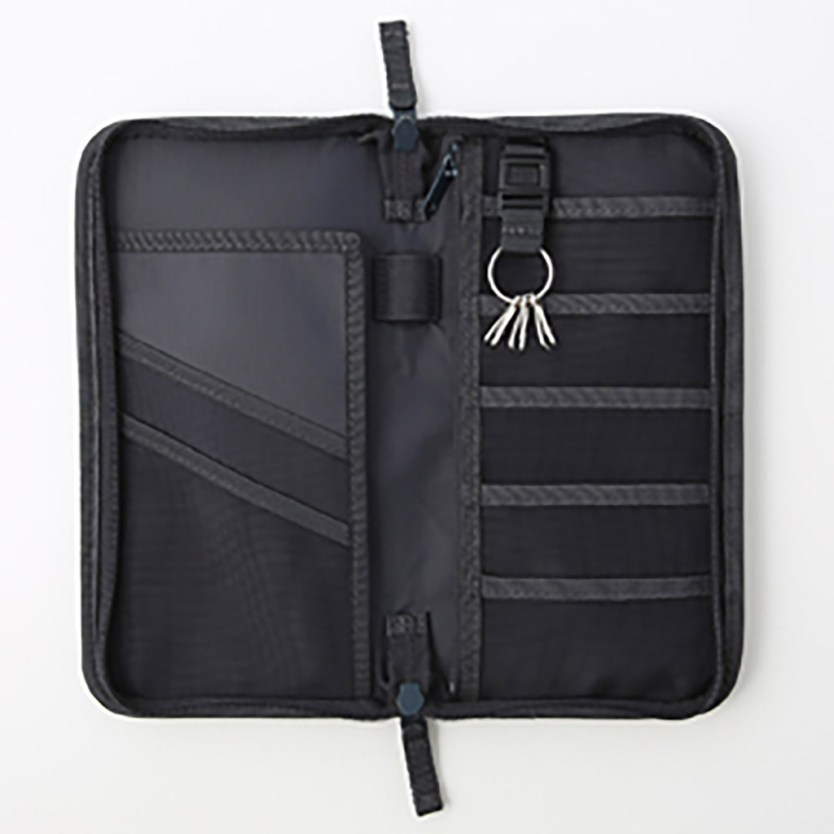 Muji Passport Holder