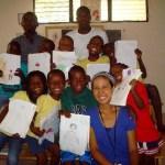 Volunteer Haiti by Jessica Selga