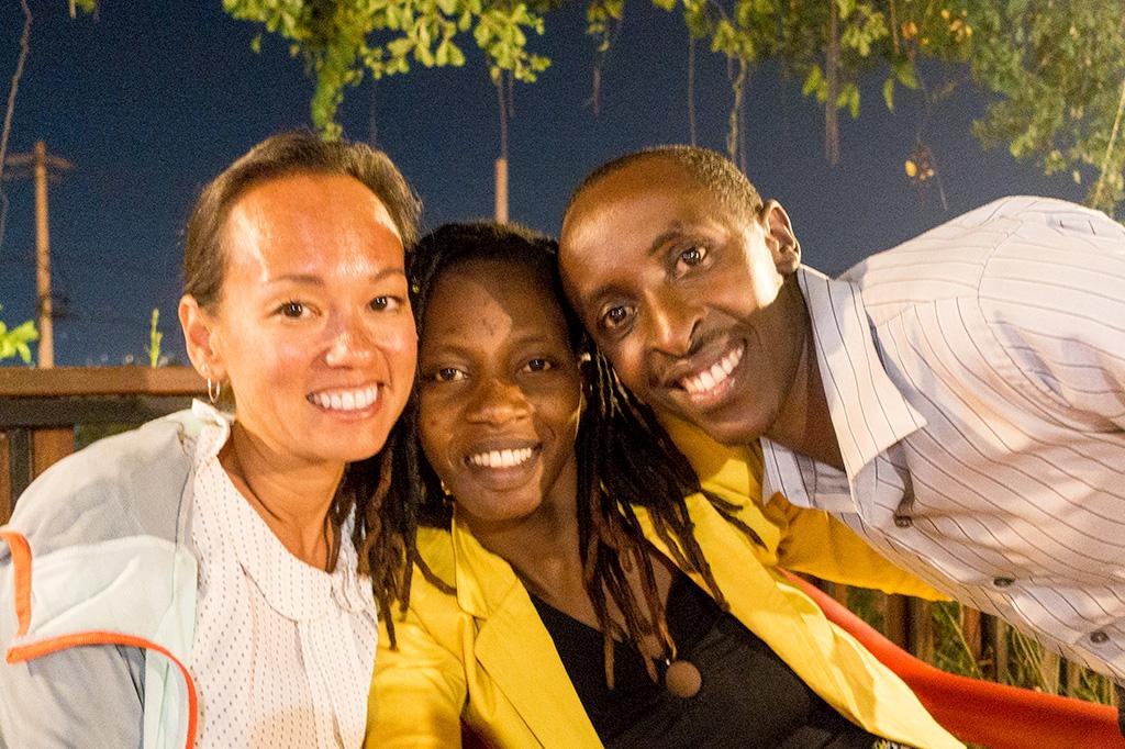 kigali friends