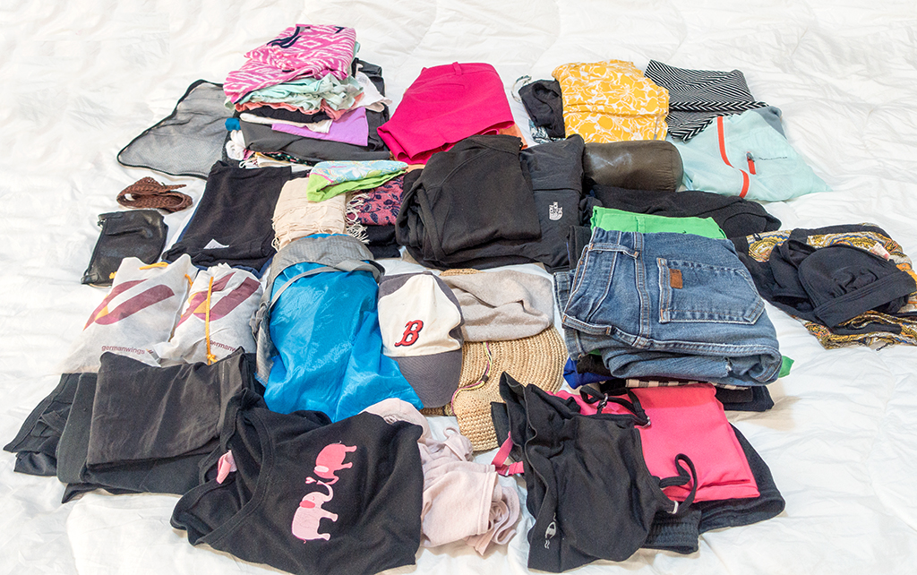 Heather's Clothes