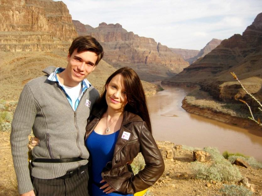 Yvette and her partner