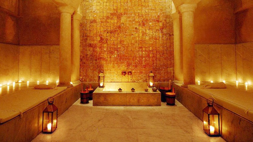 Private Hammam. Photo credit Google.