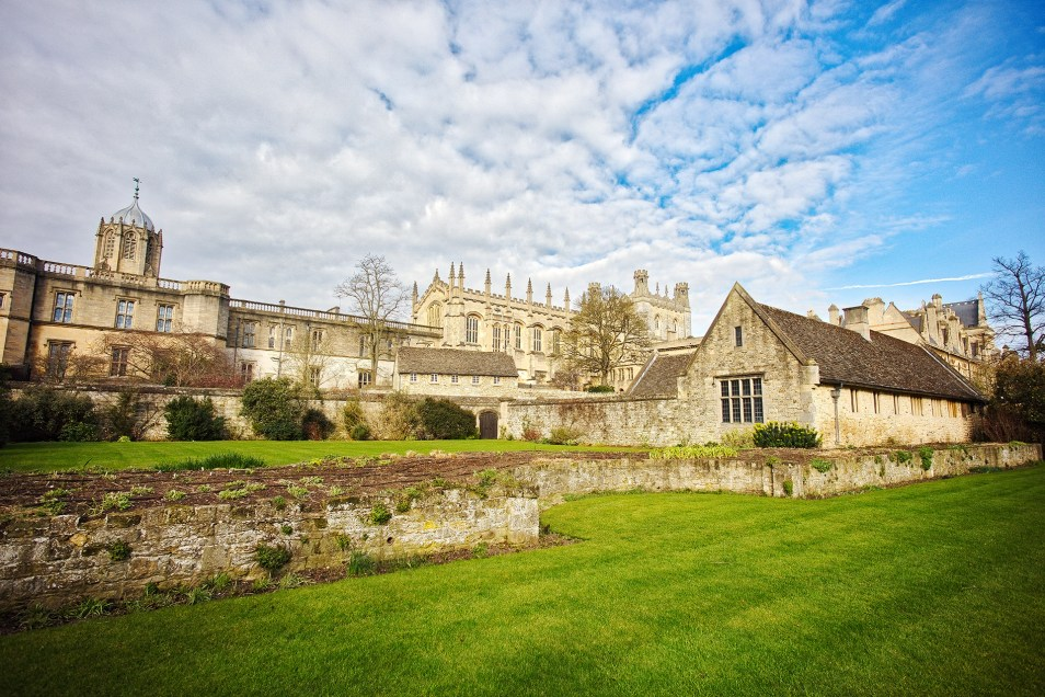 Walking Tours of Oxford