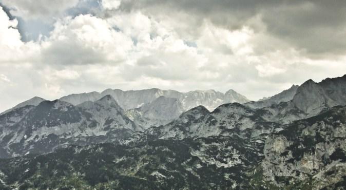 Durmitor - góry z wielkiej płyty ;)