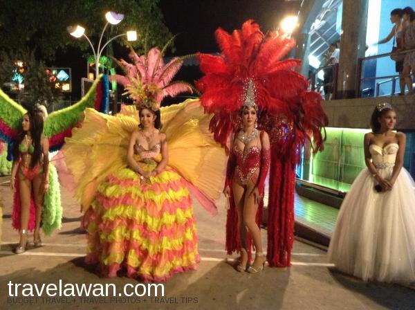 wisata dan nonton show ladyboy di bangkok dan pattaya