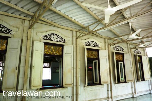 Arsitektur Haroon Mosque Bangkok
