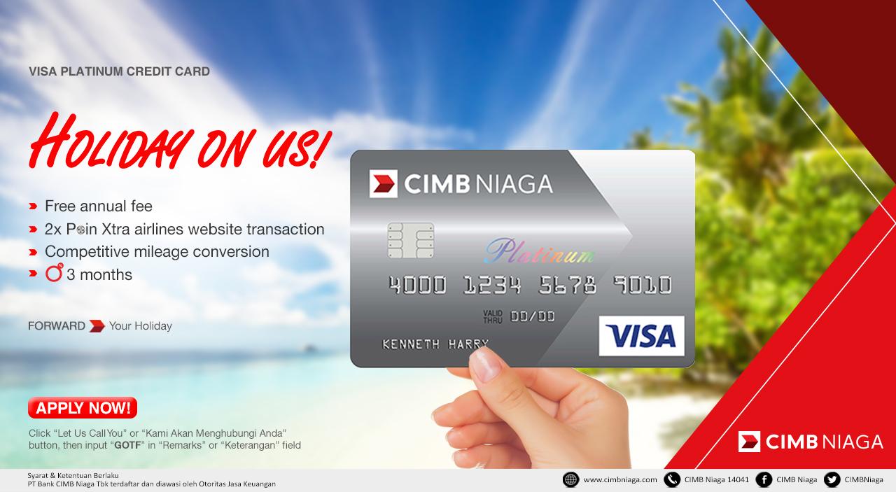 No Telp Call Center Kartu Kredit Cimb Niaga Berbagi Info Kartu