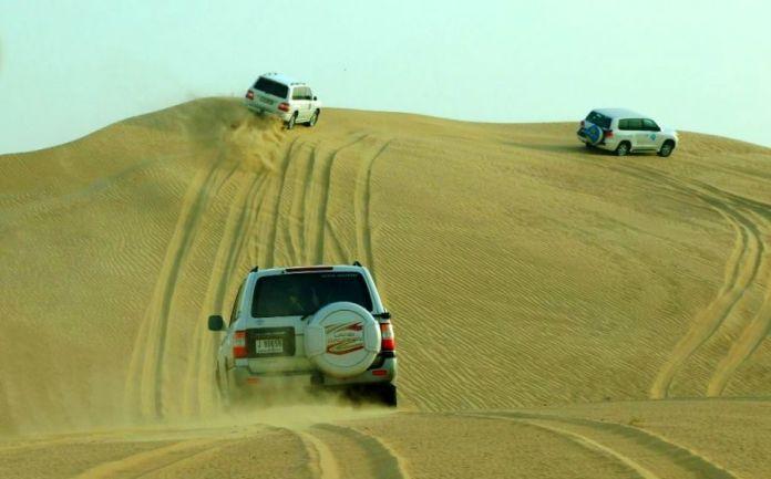 Emirate - caravana se pune în mișcare