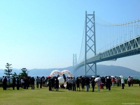 Am fost la nuntă în Japonia