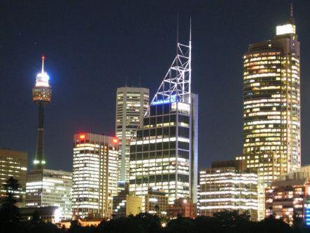 AMP Tower, Sydney, Australia