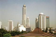 Baiyoke Tower II, Bangkok, Thailanda