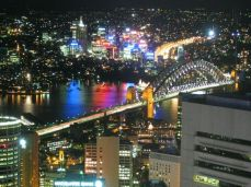 Sydney văzut din AMP Tower