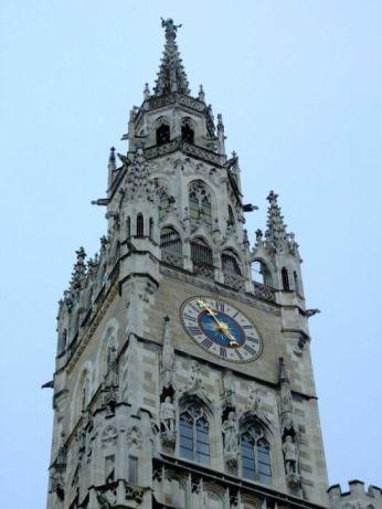 Turnul primăriei, Munchen, Germania