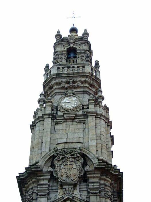 Torre de los Clérigos, Porto, Portugalia