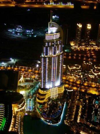 The Address Downtown Dubai,, Emiratele Arabe Unite