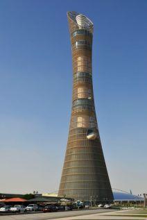 Aspire Tower, Doha, Qatar