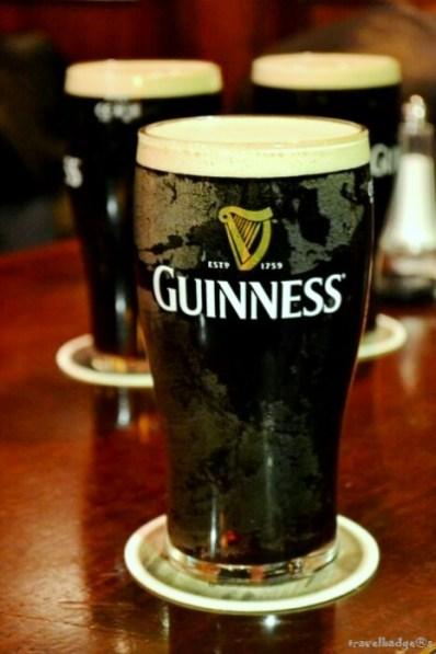 Guinness, băutura națională