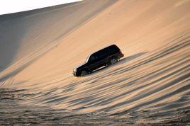 Qatar - coborâre la limită