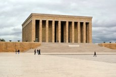 Ankara - Anîtkabir sau Mausolueul lui Atatürk