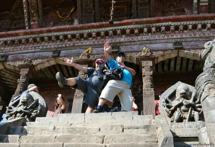 Cu Imperator la Bhaktapur
