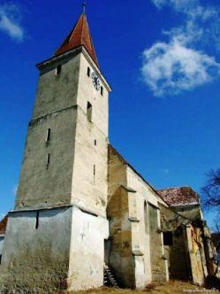 Călător prin România - Şaroş pe Târnave