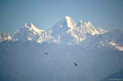 Dome Blanc 6830m, Dorje Lakpa 6988m