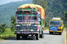 Drumul către Pokhara