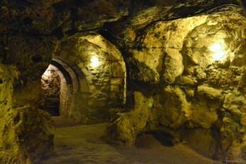 Istorie şi civilizaţie - oraşele subterane