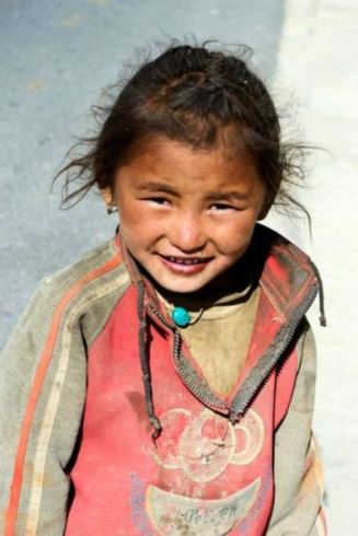 Șapte zile în Tibet - Tingri