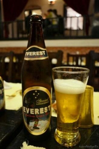 Everest ... berea!