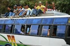 Transportul public în Nepal