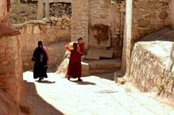 Șapte zile în Tibet - Lhasa