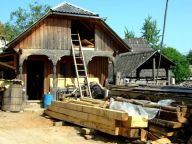 Ograda şi atelierul lui Bârsan