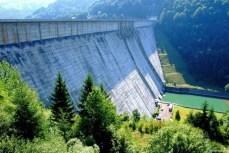 Barajul de la Bicaz