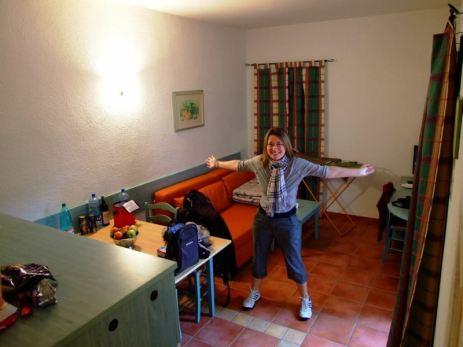 Avem și sufragerie!