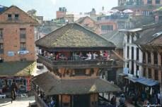 Nyatapola Cafe, Bhaktapur