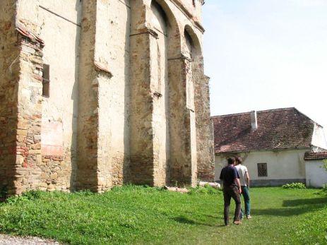 Cetatea din Apold