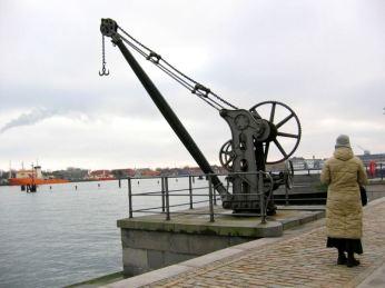 Plimbare în portul vechi