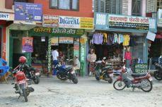Suburbie din Pokhara
