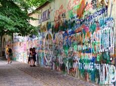 Zidul lui Lennon