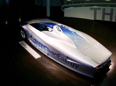Maşina viitorului - pe hidrogen