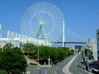 Tempozan Harbor Village Ferris Wheel