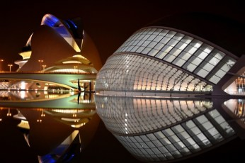 Valencia - Oraşul Artelor şi Ştiinţelor
