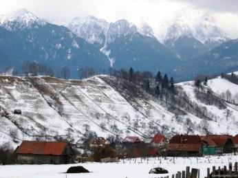 Iarna pe Valea Șimonului