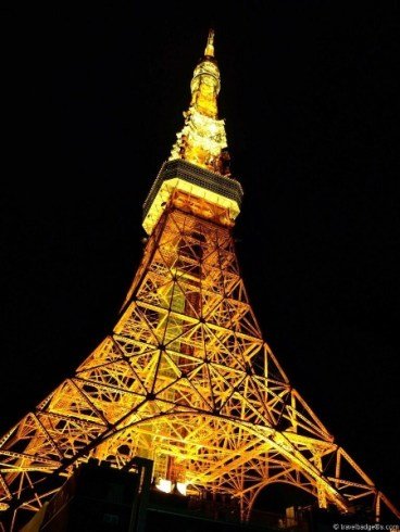 Tokyo Tower (東京タワー, Tōkyō-tawā)