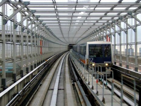 New Transit Yurikamome (新交通ゆりかもめ, Shinkōtsū Yurikamome)