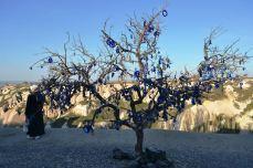 Un copac plin
