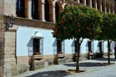 Pe străzi în La Ciudad