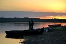 Şi noi la pescuit