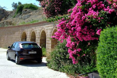 Focusache e evlavios - în vizită la Sf.Nectarie din Aegina